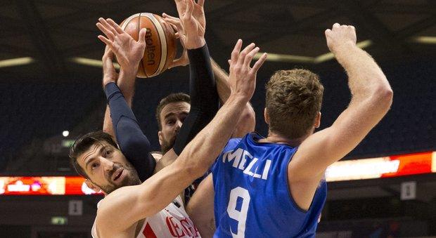 Datome stoppa la Georgia: Italia agli ottavi con la Finlandia