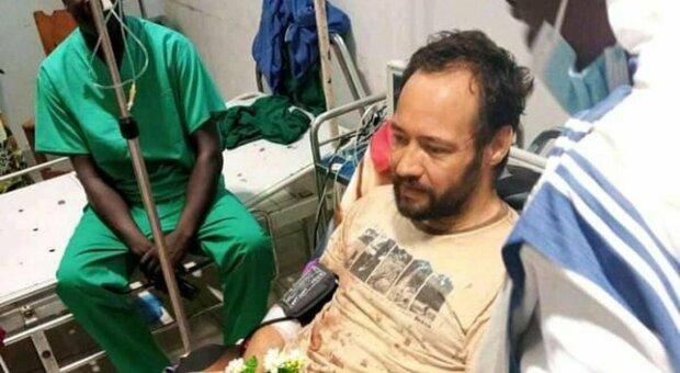 Vescovo italiano ferito in Sud Sudan: Carlassare è il più giovane al mondo