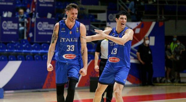 Italbasket, Gallinari sarà alle Olimpiadi. Boom contro la Serbia: 4 % di share su Raitre