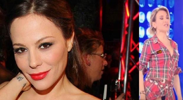 Naike Rivelli contro Barbara D'Urso: «Prima critica la Salemi, poi mostra le mutande in diretta»