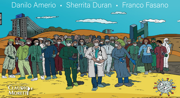 L'opera di Massimo Pasca in copertina