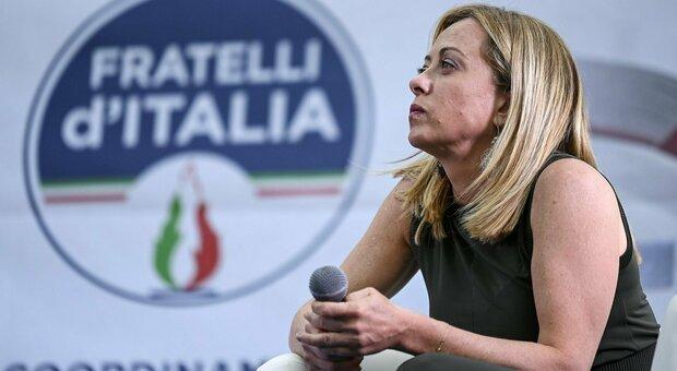 Giorgia Meloni si è vaccinata a Roma: «Lo faccio ma senza foto»