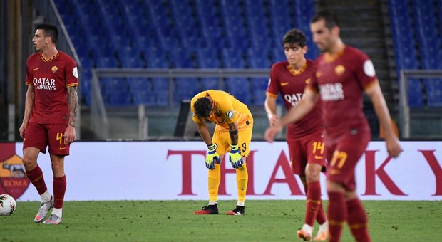 La Roma non c'è più, l'Udinese ne approfitta: 0-2