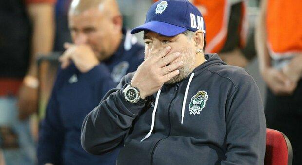 Maradona in lutto, il cognato è morto di Covid: positiva anche la sorella