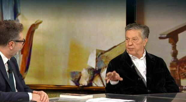 Che Tempo che fa: Renato Pozzetto manda a quel paese Marzullo in diretta, ecco cosa è successo
