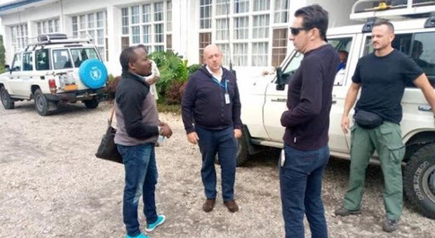 Congo, il superstite Rocco Leone: «Esperienza tragica, stiamo collaborando per capire l'attentato»