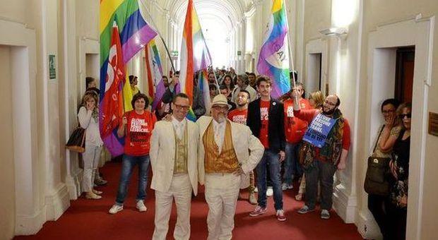 Matrimonio In Appello : Fano coniugi gay in corte d appello «difendiamo il nostro