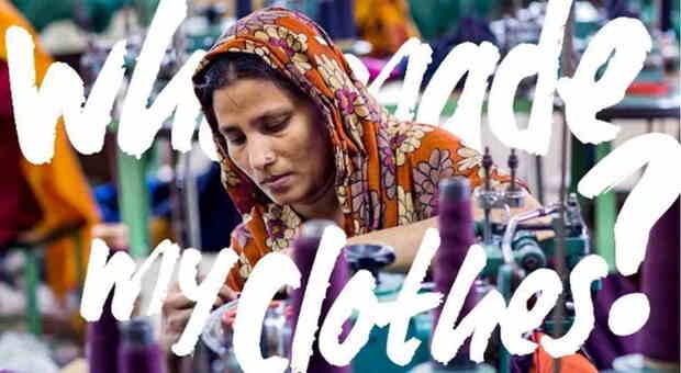 Un futuro etico per la moda: dal 19 al 25 aprile torna la campagna internazionale Fashion Revolution