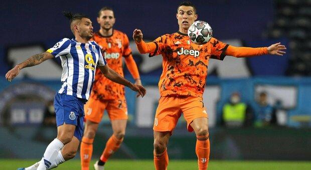 Porto-Juve dalle 21 diretta live: Pirlo sceglie Kulusevski al fianco di Ronaldo