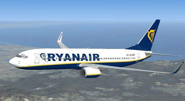 Addio volo in panne l 39 aereo ryanair da londra a milano for Cambio orario volo da parte della compagnia