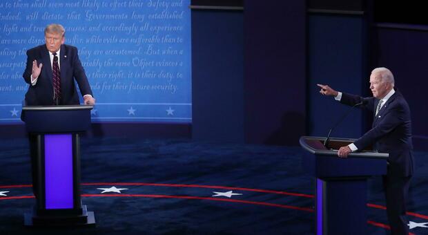 Trump Biden, stanotte il faccia a faccia. Prime schermaglie tra gli staff dei due candidati