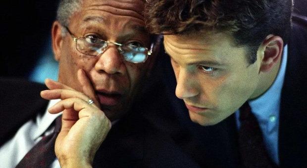 Stasera in tv venerdì 26 luglio su La 7, «Al vertice della tensione»: curiosità e trama del film con Morgan Freeman
