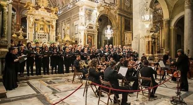 Concerto di Natale a Civita Castellana, accanto a Vivaldi anche musiche di Cristicchi