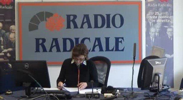 "Radio radicale, offensiva ""multipartisan"