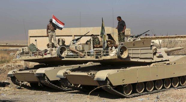 Mosul, battaglia contro l'Isis: militari italiani impegnati per la salvaguardia della diga