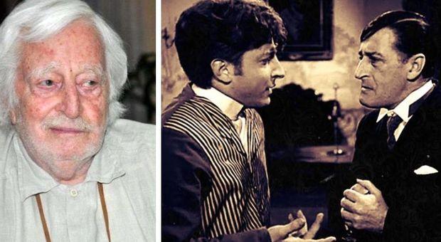 Morto Carlo Croccolo Bellezza Mia E Voce Di Toto Aveva 92 Anni