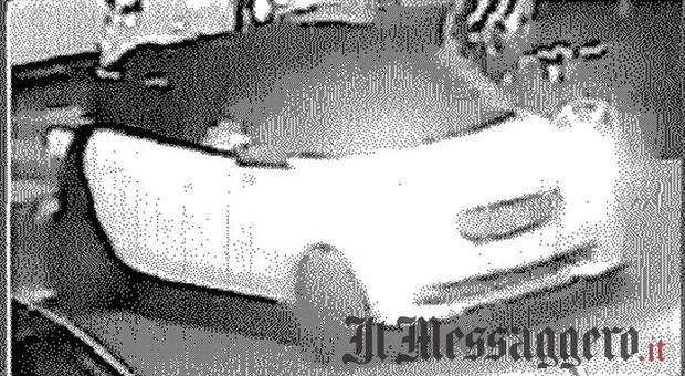 Luca Sacchi, ecco la fotosequenza ripresa dalle telecamere la sera dell'omicidio