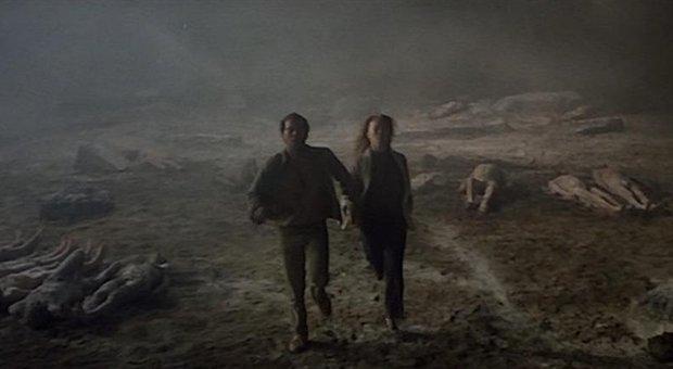 """Un'immagine di """"Anna"""" serie di Niccolò Ammaniti"""