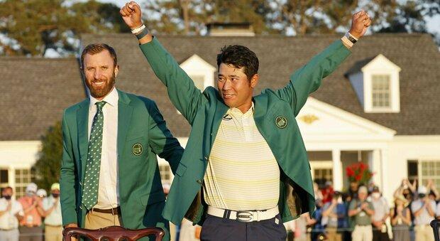 Augusta Masters, giacca verde per Matsuyama: è il primo giapponese a vincere un major