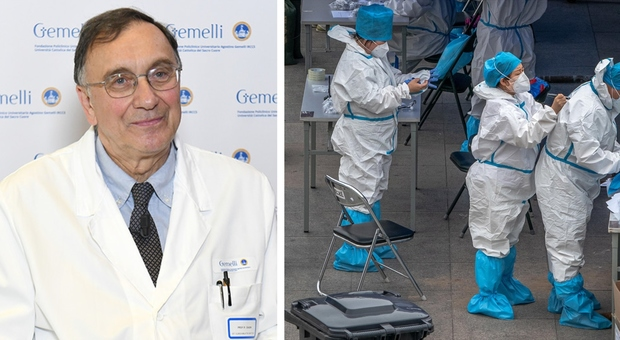 Cauda, infettivologo del Gemelli: «Effetto Pechino? Il virus c'è, anche l'Italia rischia»