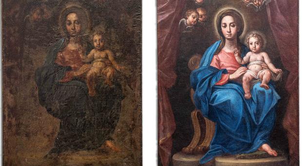 Restaurate dalla Fondazione Varrone 48 opere d'arte danneggiate dal terremoto ad Accumoli e Amatrice. A dicembre la mostra
