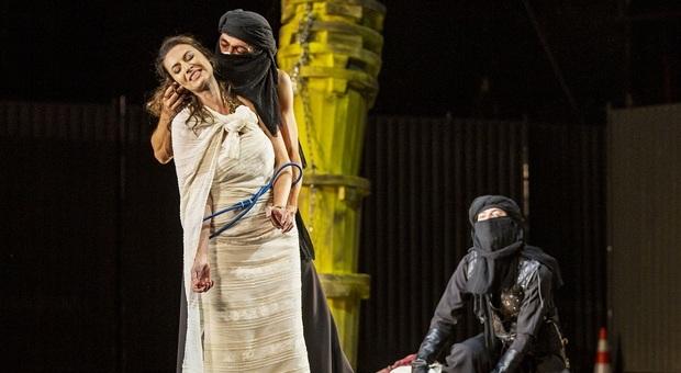 Zaide al Teatro dell'Opera dal 18 ottobre