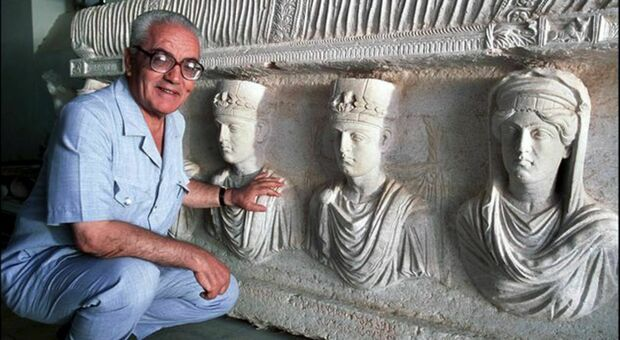 Siria, ritrovato il corpo di Khaled al-Asaad. L'archeologo fu ucciso dall'Isis perché difendeva Palmira