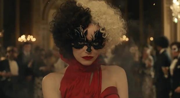 """Emma Stone è """"Crudelia"""": il trailer del nuovo film Disney"""