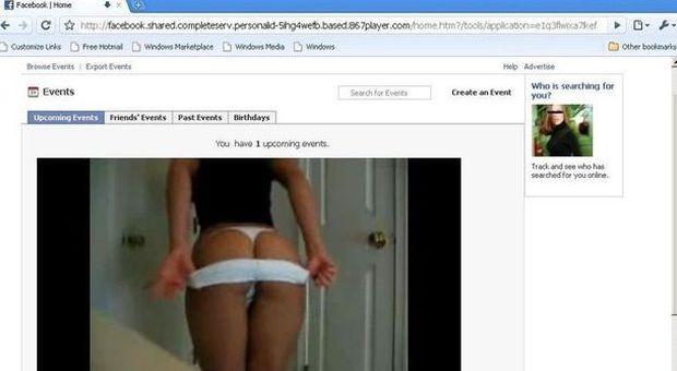 sesso in lingerie incontri su facebook