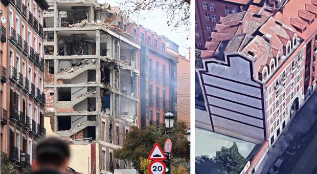 Madrid, esplosione in centro per una fuga di gas: distrutto palazzo parrocchiale, 3 morti e 8 feriti. Mappa