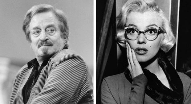Carlo Croccolo, la storia d'amore con Marilyn: «L'ho amata, ma sono fuggito»