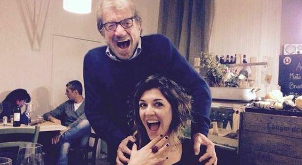 Gigi Proietti, la figlia Carlotta: «Papà ha vissuto per il suo pubblico, questo lutto è di tutti»