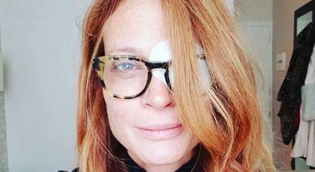 Jane Alexander, occhio bendato:
