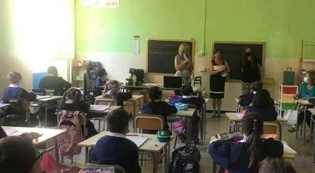La scuola di Tuscania