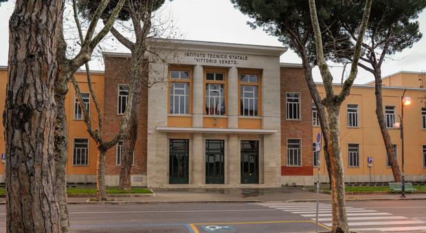 L'istituto Vittorio Veneto di Latina