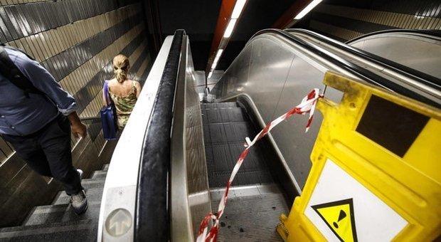 Metro A, dal 18/10 stop per 3 mesi alla fermata Baldo degli Ubaldi. Raggi: «Manutenzione dopo 20 anni»