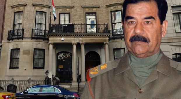 «Saddam Hussein aveva una stanza delle torture per gli oppositori a New York»