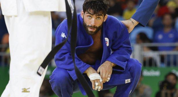 Judo, Marconcini fallisce il bronzo. Gwend eliminata: tre ore in lacrime