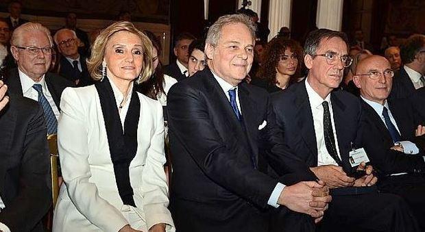 Premio Guido Carli, riconoscimenti a Maggioni, Barilla, Bazoli e Barra