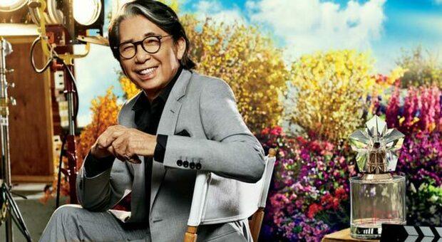 Morto Kenzo colpito dal Covid, lo stilista giapponese aveva 81 anni