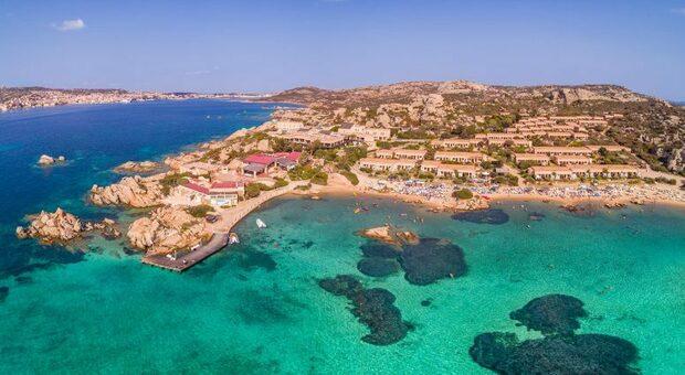 Santo Stefano, covid nel resort: 11 positivi per ora: ma qualche turista è già andato via