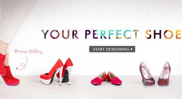 crere scarpe dove sito ecco personalizzate Shoesofprey il wIpcTqx78