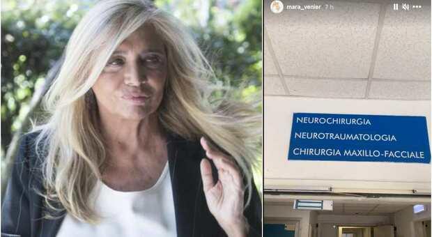 Mara Venier in ospedale: «Ecco qua, chissà quando finirà». Paura tra i fan
