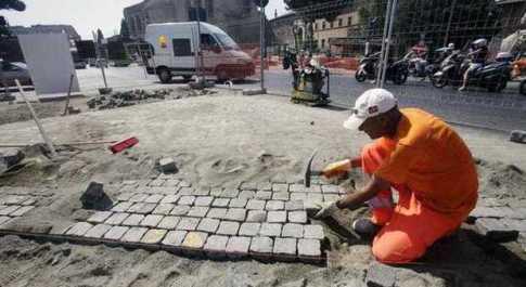 Roma, sampietrini in periferia e boulevard a Tor Sapienza: il nuovo piano del Campidoglio