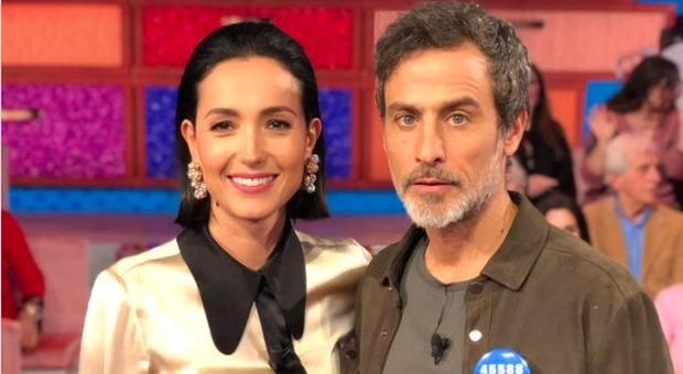 Raz Degan, Caterina Balivo rivela: «Mio marito affascinato da lui, anche più di me»