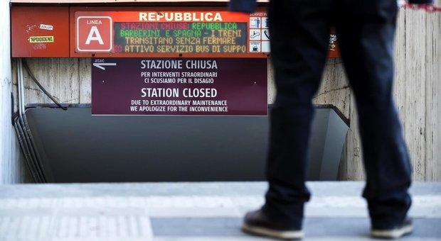 Metro beffa scale mobili la ditta sotto inchiesta chiede for Ditte mobili