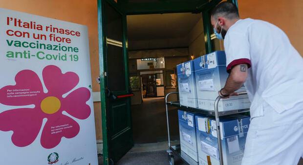 Covid-19, in Abruzzo prosegue il calo del contagi ma resta alto il numero dei morti
