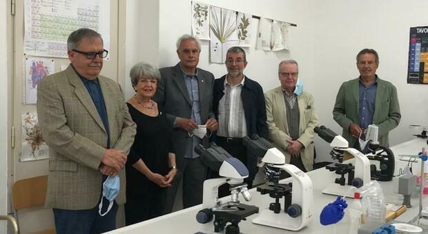 Nepi, Premio Arigoni: la scuola al centro dell'azione dei Lions