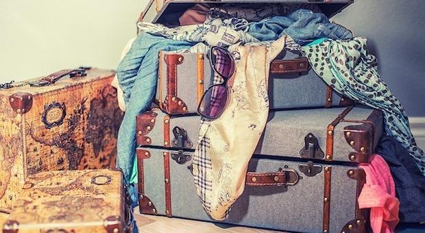 Preparare la valigia in quattro mosse: ecco il Bundle Packing Method