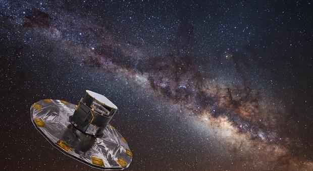 Missione Gaia, il catalogo di 1,8 miliardi di stelle da oggi gratis on line, scienziati italiani all'avanguardia Diretta